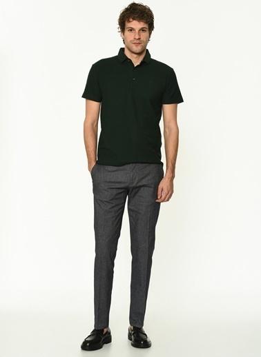 George Hogg Erkek 7004946 Slim Fit Pantolon Lacivert